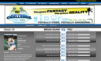 BestBuy Fantasy Footaball Launches