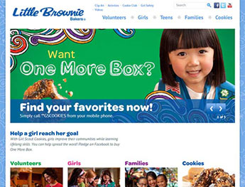 Little Brownie Bakers Launches
